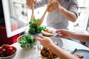 chevilles enflées, aliments à eviter