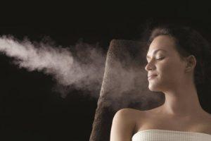 bain de vapeur, une bonne idée