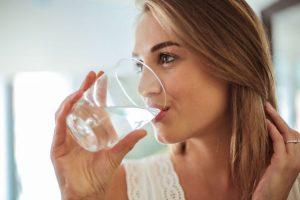 bienfaits de l'eau sur la fatigue